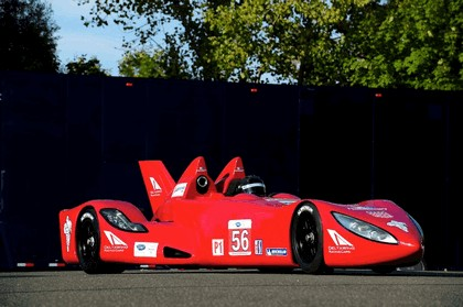 2012 Nissan Deltawing - Michelin unveiling 1