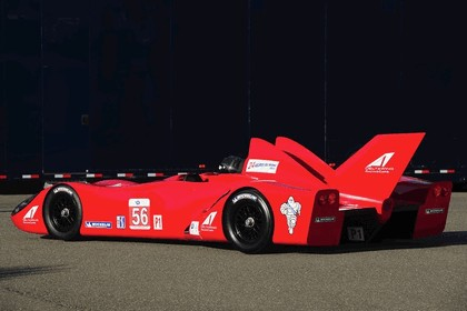 2012 Nissan Deltawing - Michelin unveiling 3