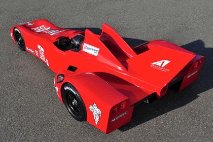 2012 Nissan Deltawing - Michelin unveiling 6