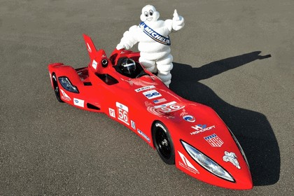 2012 Nissan Deltawing - Michelin unveiling 7