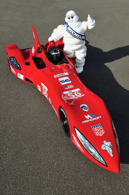 2012 Nissan Deltawing - Michelin unveiling 8