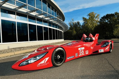2012 Nissan Deltawing - Michelin unveiling 10