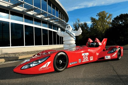 2012 Nissan Deltawing - Michelin unveiling 11