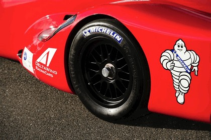 2012 Nissan Deltawing - Michelin unveiling 16