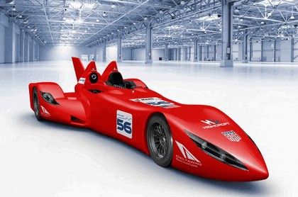 2012 Nissan Deltawing - Michelin unveiling 18