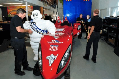 2012 Nissan Deltawing - Michelin unveiling 19