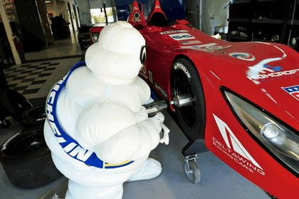 2012 Nissan Deltawing - Michelin unveiling 20