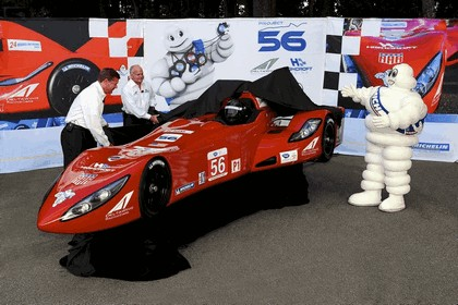 2012 Nissan Deltawing - Michelin unveiling 22