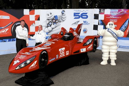 2012 Nissan Deltawing - Michelin unveiling 23