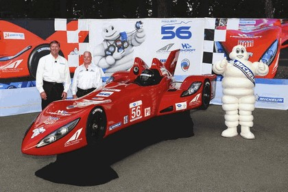 2012 Nissan Deltawing - Michelin unveiling 24