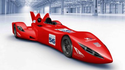 2012 Nissan Deltawing - Michelin unveiling 4