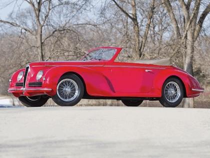 1942 Alfa Romeo 6C 2500 Sport Cabriolet 2