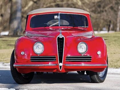 1942 Alfa Romeo 6C 2500 Sport Cabriolet 4