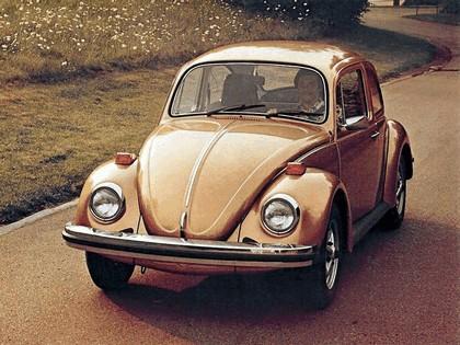 1976 Volkswagen Beetle 1