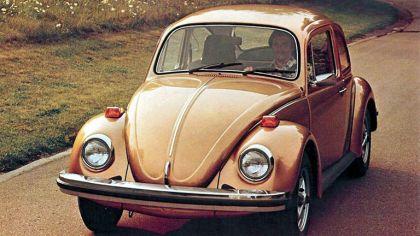 1976 Volkswagen Beetle 7