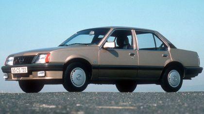 1983 Opel Ascona ( C1 ) CD 4-door 3