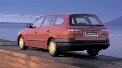 1996 Toyota Carina E wagon 8