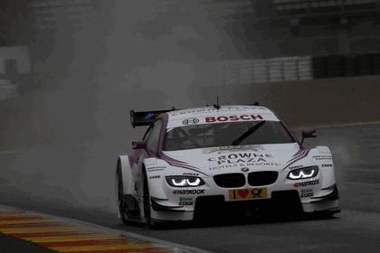 2012 BMW M3 ( E92 ) DTM - Valencia test 1