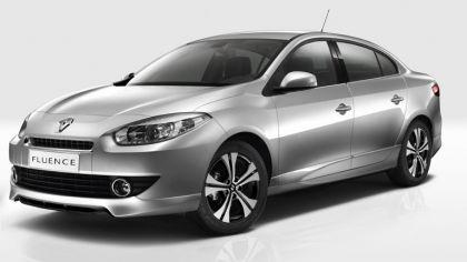 2012 Renault Fluence Black Edition 1