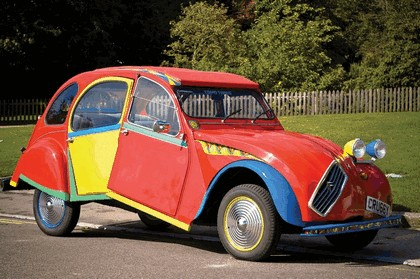 1983 Citroën 2CV6 Picasso Citroen by Andy Saunders 4