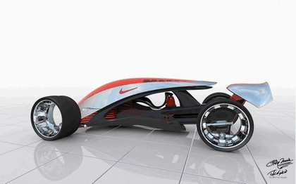 2005 Nike One concept from Gran Turismo 3