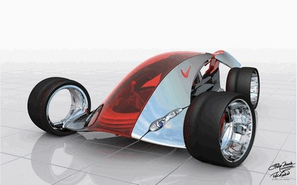 2005 Nike One concept from Gran Turismo 4