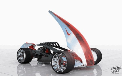 2005 Nike One concept from Gran Turismo 7
