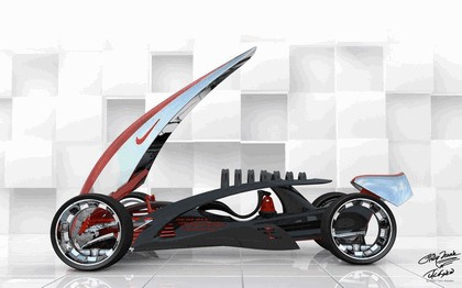 2005 Nike One concept from Gran Turismo 8