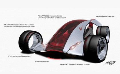 2005 Nike One concept from Gran Turismo 9