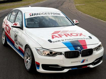 2012 BMW 3er ( F30 ) race car 2