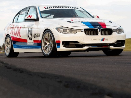 2012 BMW 3er ( F30 ) race car 5