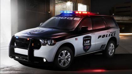 2012 Dodge Durango Police Car 3