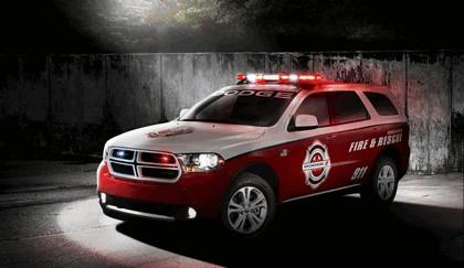 2012 Dodge Durango Rescue Car 1