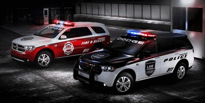 2012 Dodge Durango Rescue Car 2
