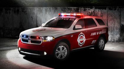 2012 Dodge Durango Rescue Car 4