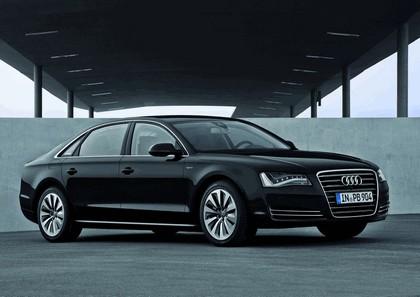 2012 Audi A8 L Hybrid 2