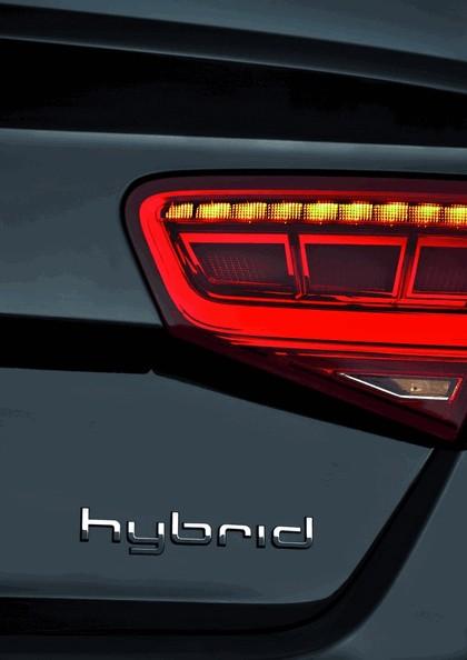 2012 Audi A8 L Hybrid 4