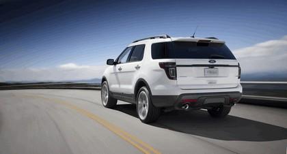 2013 Ford Explorer Sport 6