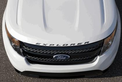 2013 Ford Explorer Sport 8