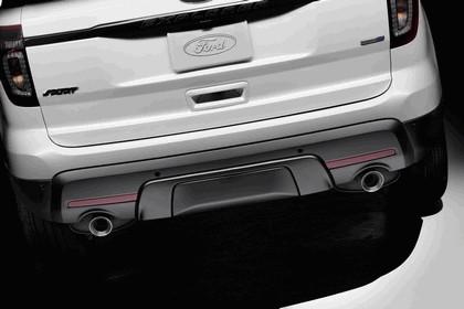 2013 Ford Explorer Sport 9