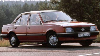 1981 Opel Ascona ( C1 ) 4-door 6