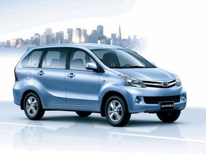 2012 Toyota Avanza 2