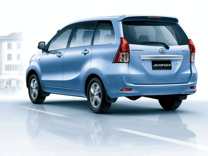 2012 Toyota Avanza 3