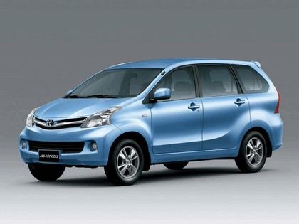 2012 Toyota Avanza 4