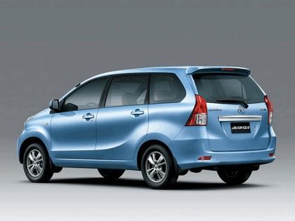 2012 Toyota Avanza 5