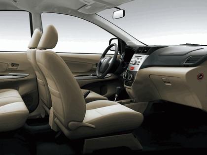 2012 Toyota Avanza 7