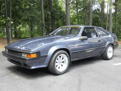 1986 Toyota Supra 1