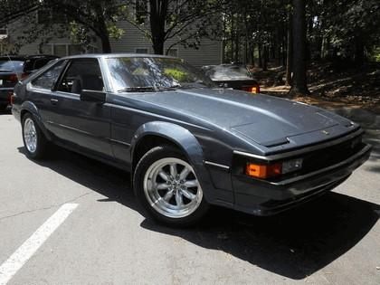 1986 Toyota Supra 6