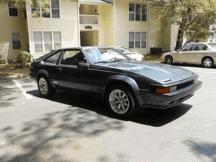 1986 Toyota Supra 8