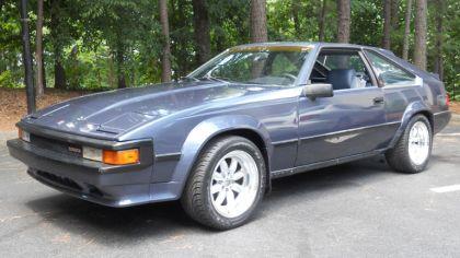 1986 Toyota Supra 9